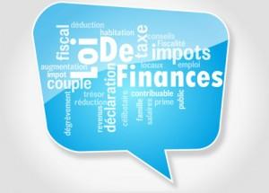 Bulle : Loi de Finances