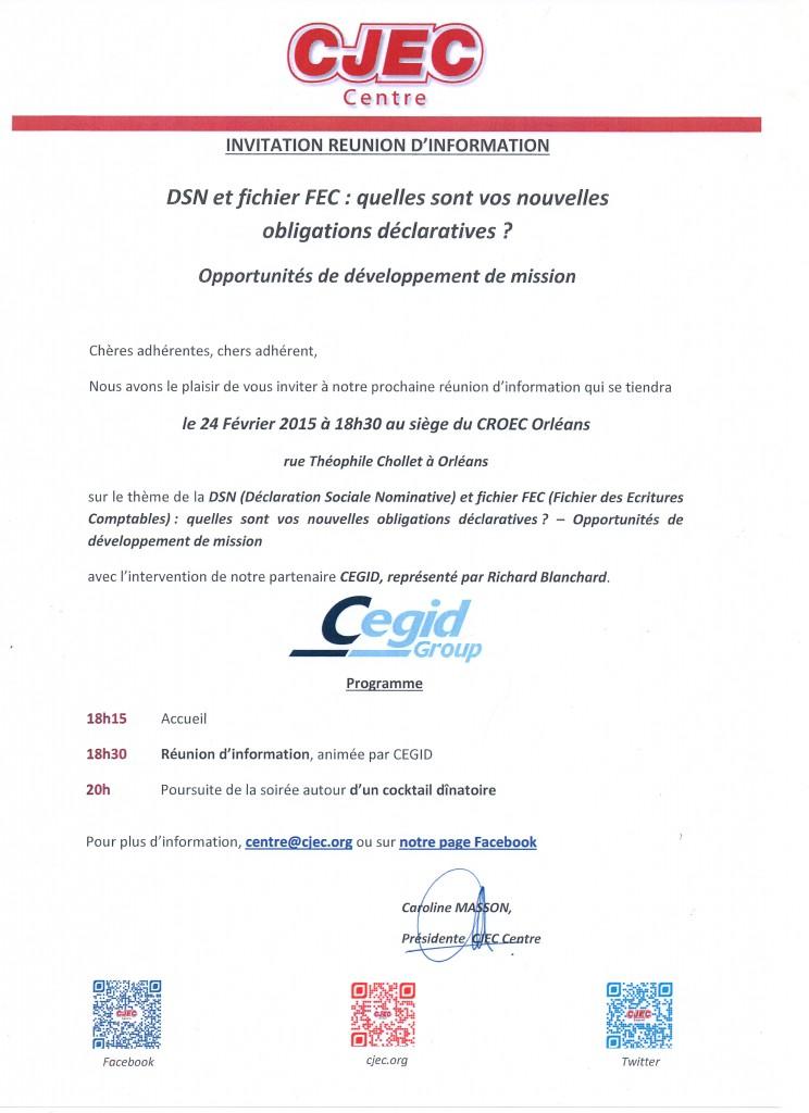 Invitation CEGID 02 2015