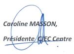 signature caroline masson