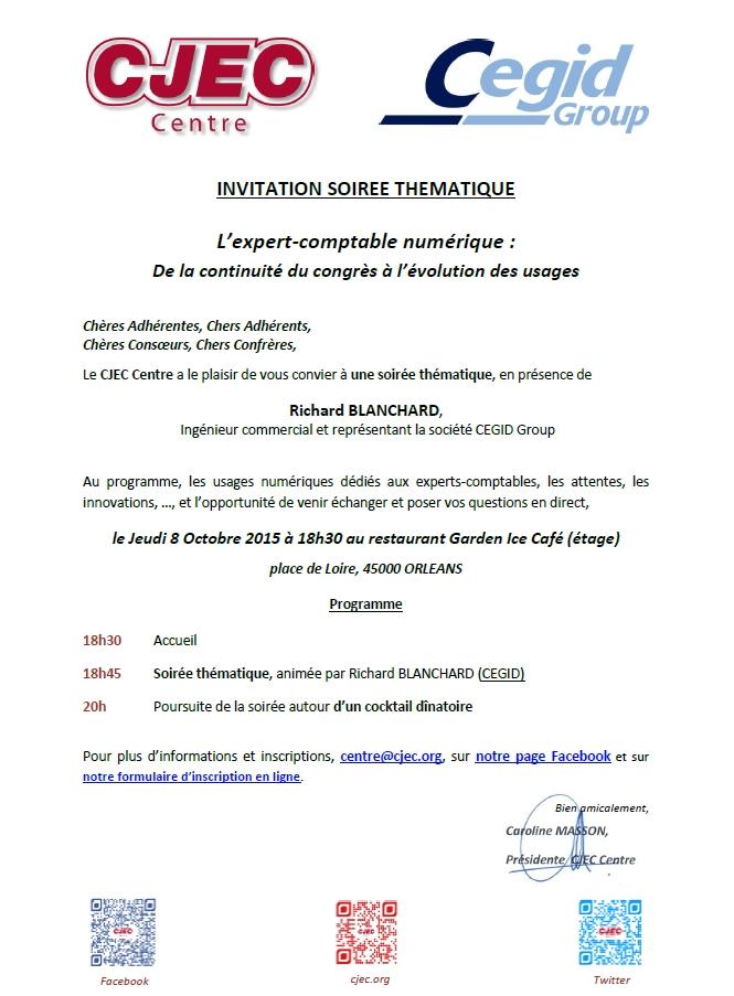 invitation cjec